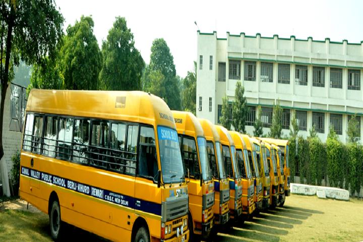 Canal Valley Public School-Transport