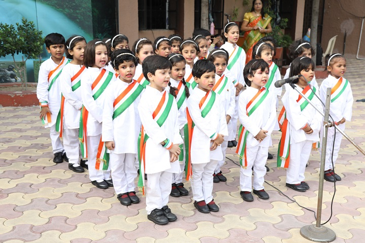 Carmel Convent School-Independence Day