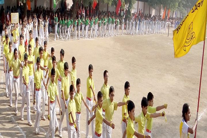 Carmel Convent School-Sports Meet