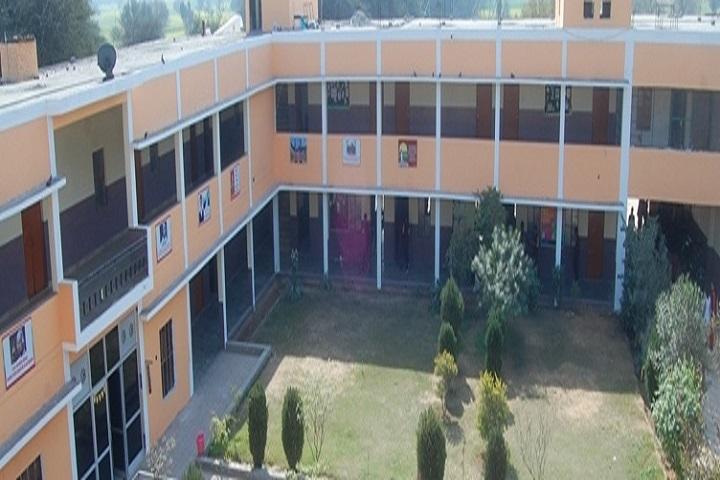 CBS Memorial Senior Secondary Schools-Campus