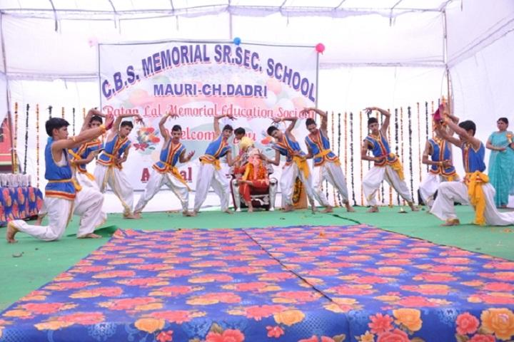CBS Memorial Senior Secondary Schools-Dance Performance 2