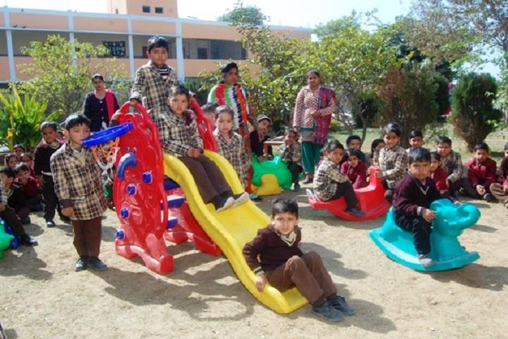 CBS Memorial Senior Secondary Schools-Pre Primary Playing Area