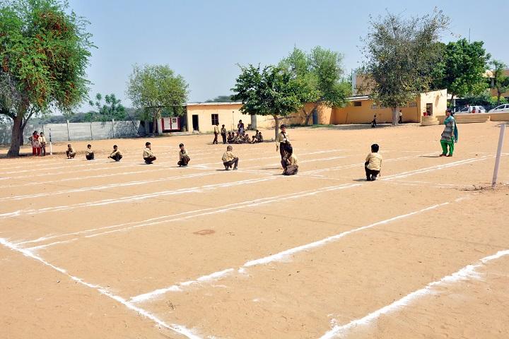 CBS Memorial Senior Secondary School-Play Ground