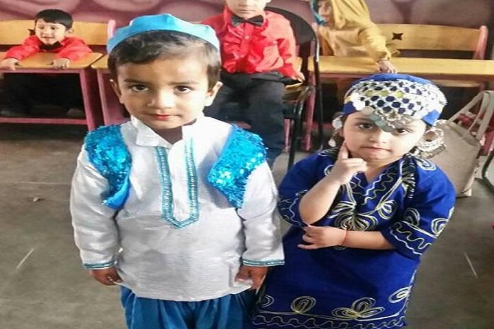 Ccas Jain Senior Secondary School-Fancy-Dress-Competition
