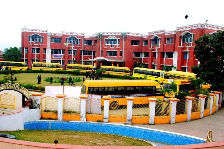 Ccas Jain Senior Secondary School-Transport