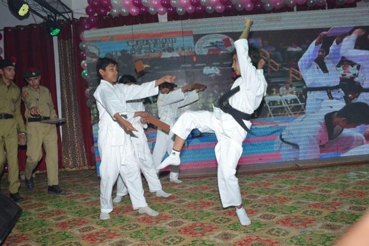 C C A S Jain Senior Secondary School-Karate