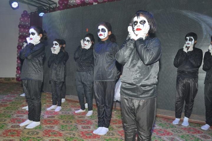 C C A S Jain Senior Secondary School-Skit Performance