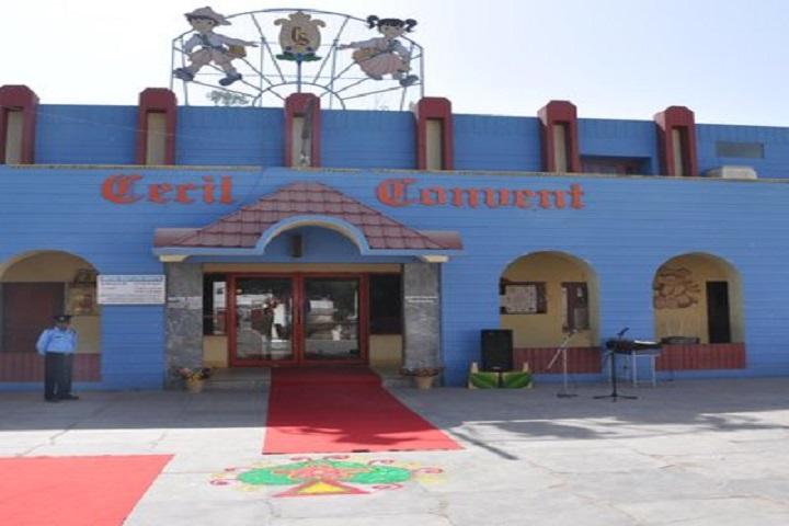 Cecil Convent School-Building
