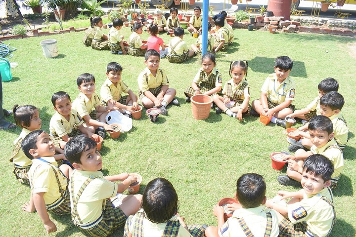 Cecil Convent School-Kids-Play