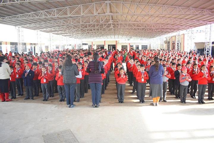 Cecil Convent School-Prayer