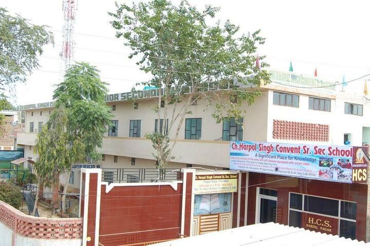 Ch Harpal Singh Convent School-Campus