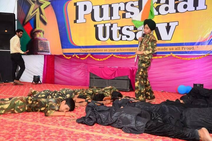 Ch Harpal Singh Convent School-Drama