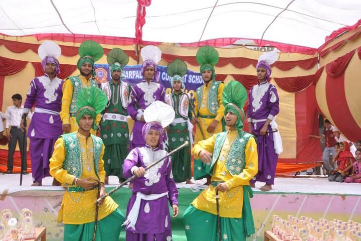 Ch Harpal Singh Convent School-Festival Celebrations