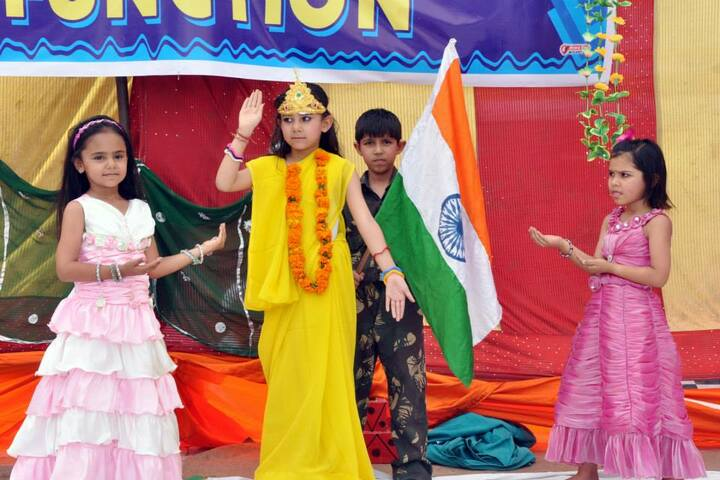 Ch Harpal Singh Convent School-Independence Day