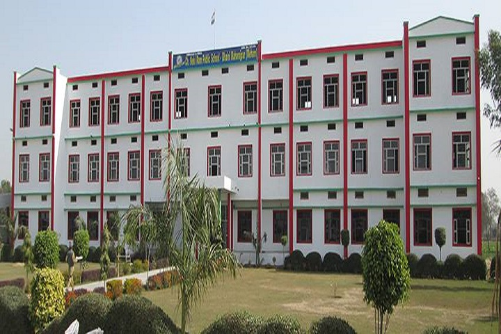 Ch.Neki Ram Public School-Building