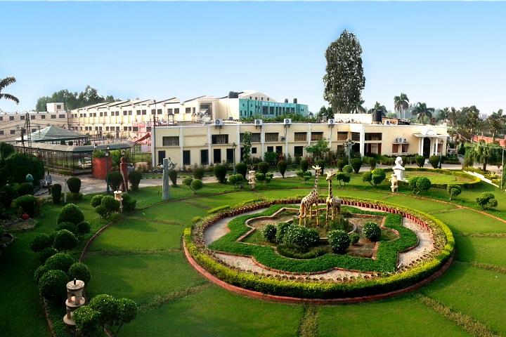 Chaman Vatika Residential Public School-Campus