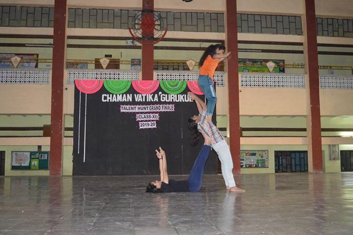 Chaman Vatika Residential Public School-Talent-Hunt