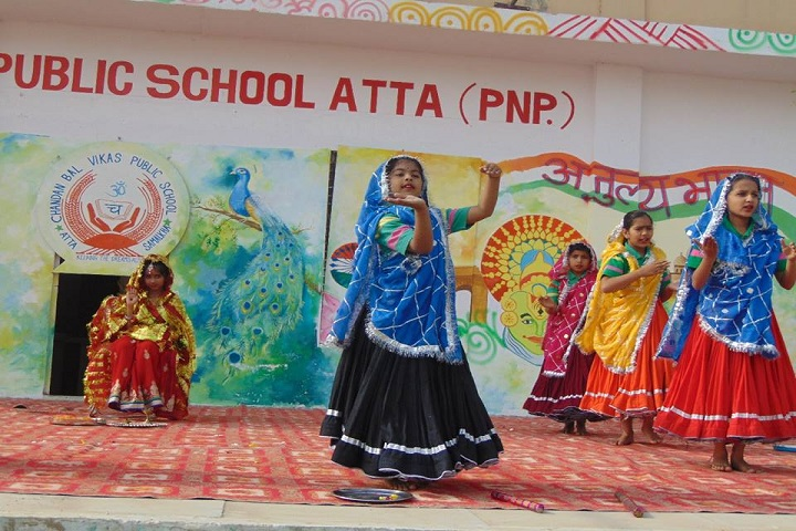Chandan Bal Vikas Public School-Dance