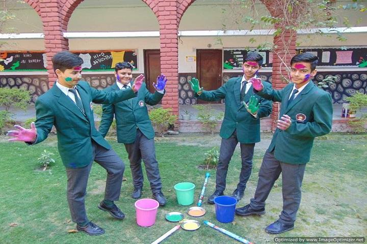 Chandan Bal Vikas Public School-Holi