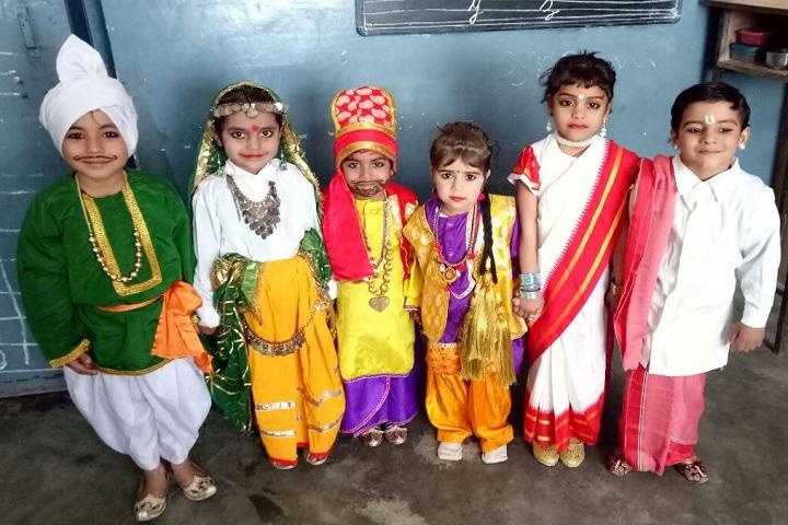 Chaudhary Chainsukh Senior Secondary School-Fancy dress