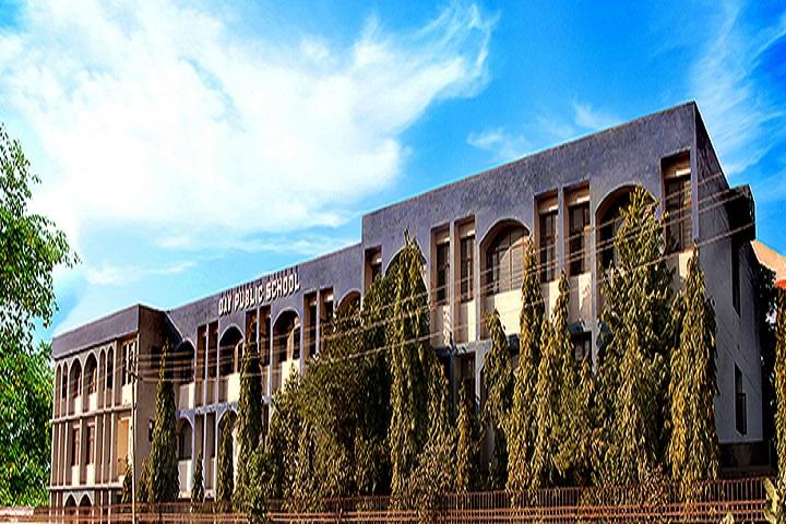 Children Memorial Dav Public School-Building