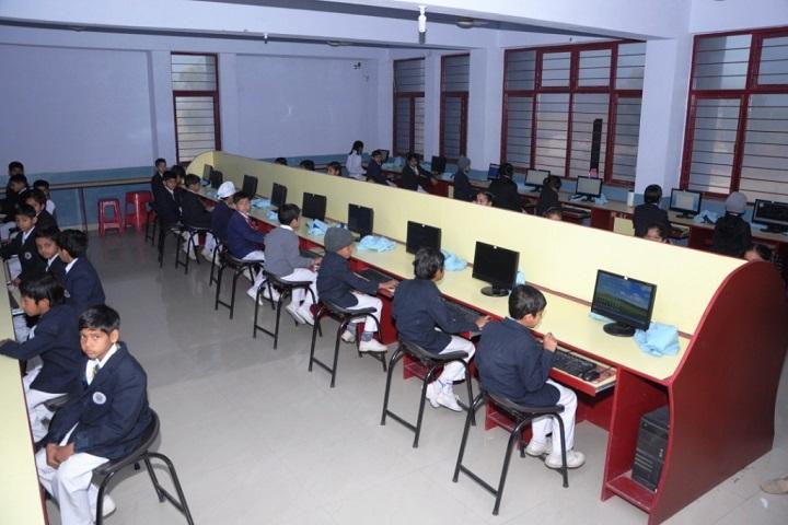 Children Memorial Dav Public School-Computer-Lab