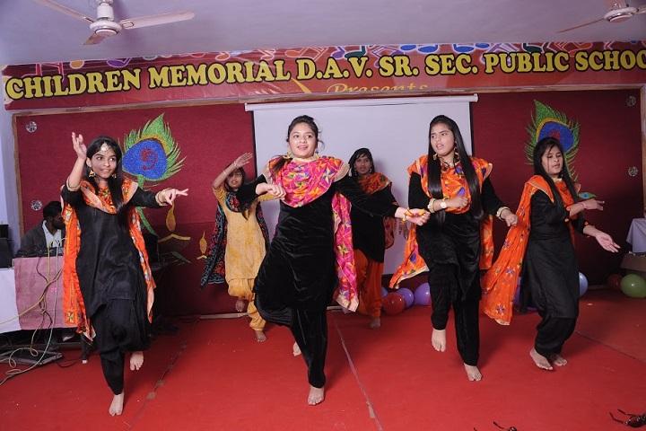 Children Memorial Dav Public School-Farewell-Party
