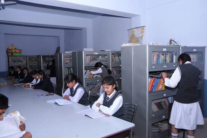 Children Memorial Dav Public School-Library