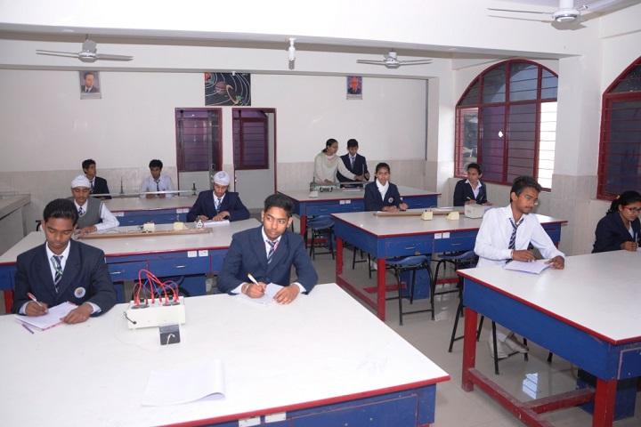 Children Memorial Dav Public School-Science lab