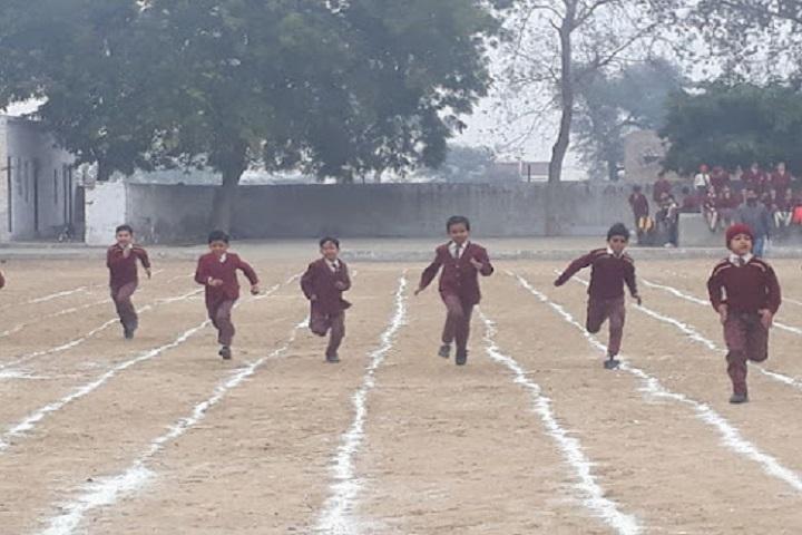 Children Memorial Dav Public School-Sports-Meet