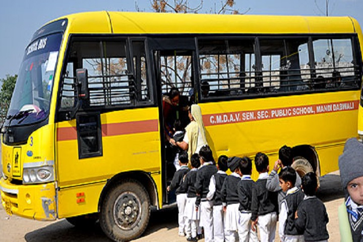 Children Memorial Dav Public School-Transport