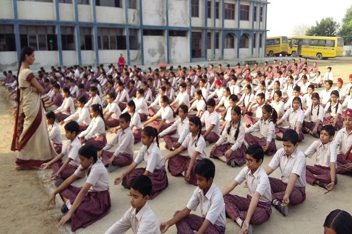 Children Memorial Dav Public School-Yoga