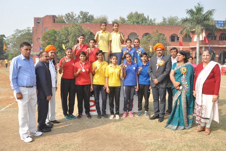 Chottu Ram Memorial Public School-Sports-Meet