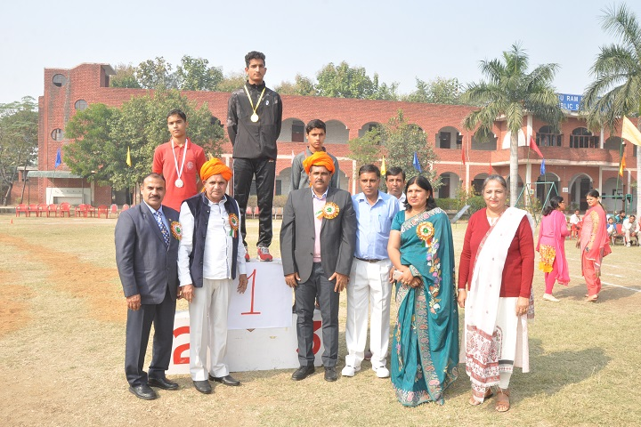 Chottu Ram Memorial Public School-Sports-Meet1