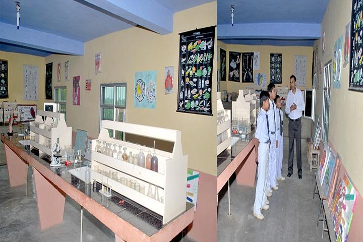 City Senior Secondary School-Lab