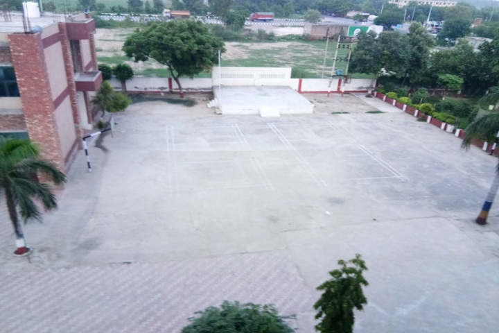 CMM Public School-Volley ball Ground