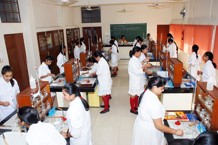 Convent Of Jesus And Mary-Chemistry-lab