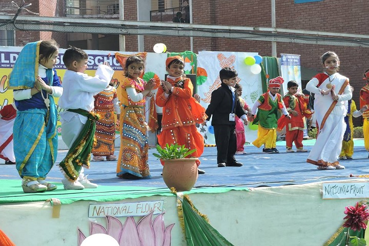 Cygnus High World School-Annual-Day