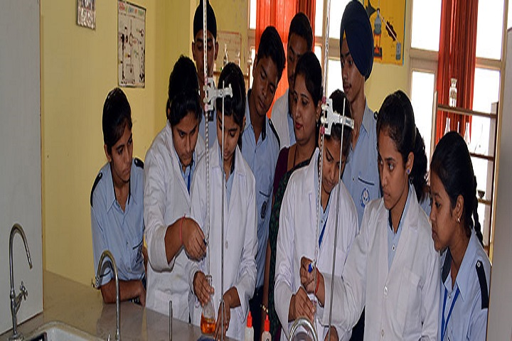 Cygnus High World School-Science-Lab