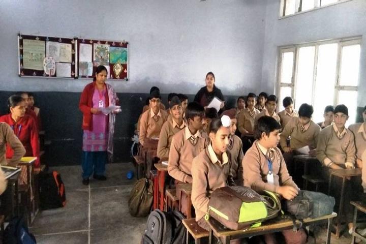 D A V Centenary Public School-Classroom