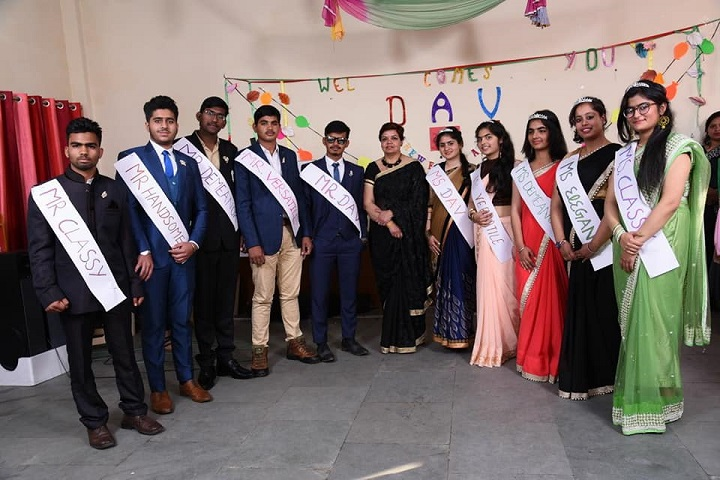 DAV Centenary Public School-Fashion-Show