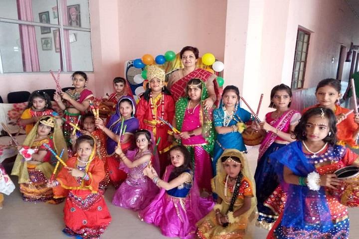 DAV Centenary Public School-Janmashtami