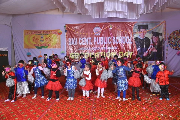 DAV Centenary Public School-Junior-Dance