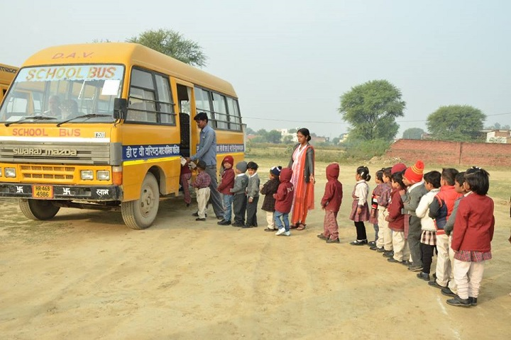 DAV Centenary Public School-Transport