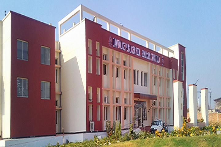 D A V Police Public School-Campus View