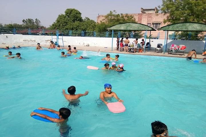 D A V Public School-Swimmimg Pool