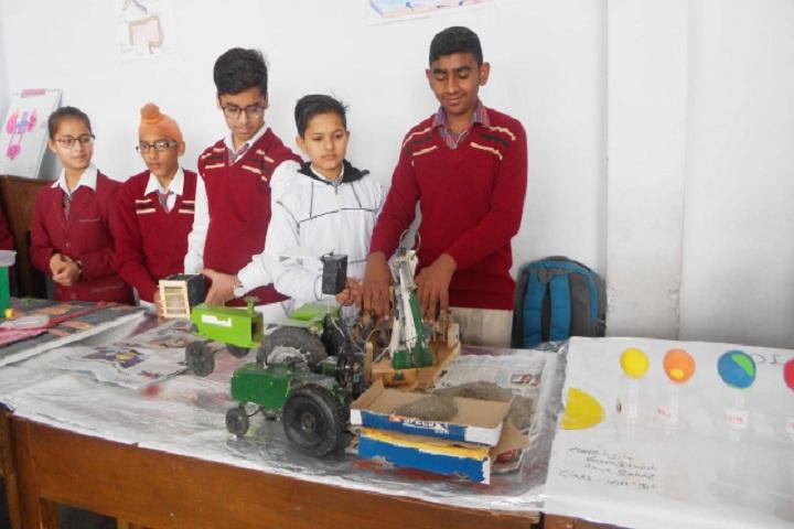 DAV Public School-Robotics