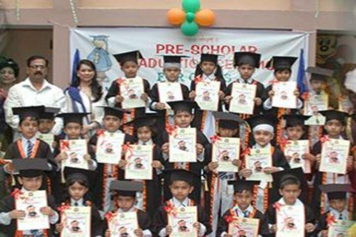 DAV Senior Secondary Public School-Graduation Day