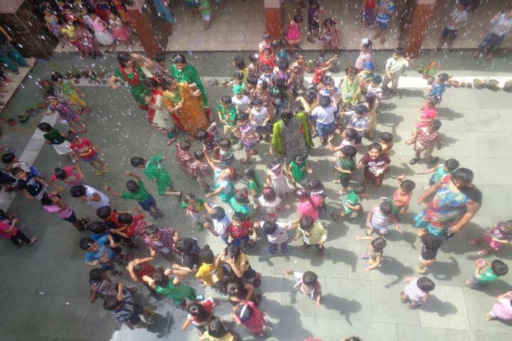DAV Senior Secondary Public School-Green Day Celebrations