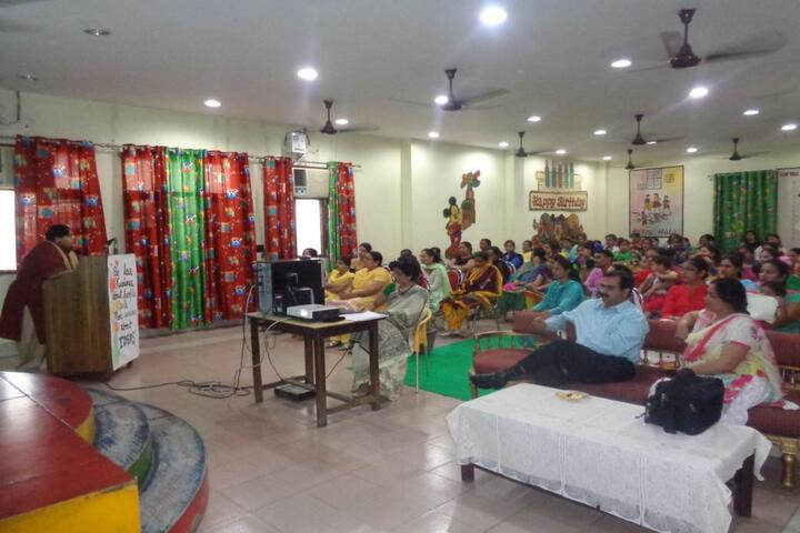 DAV Senior Secondary Public School-Workshop